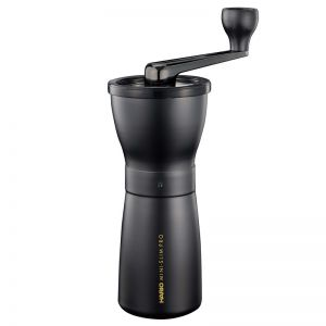 Młynek do kawy Hario Ceramic Coffee Mill Mini-Slim PRO Black